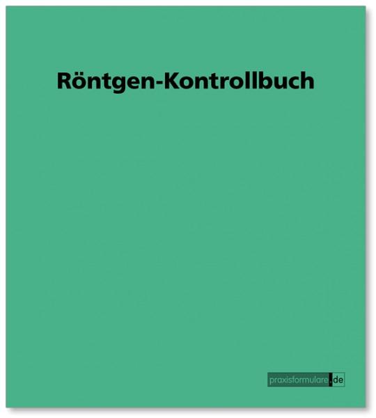 Röntgenkontrollbuch